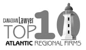 Top 10 Canadain Lawyer Atlantic Regional Firms